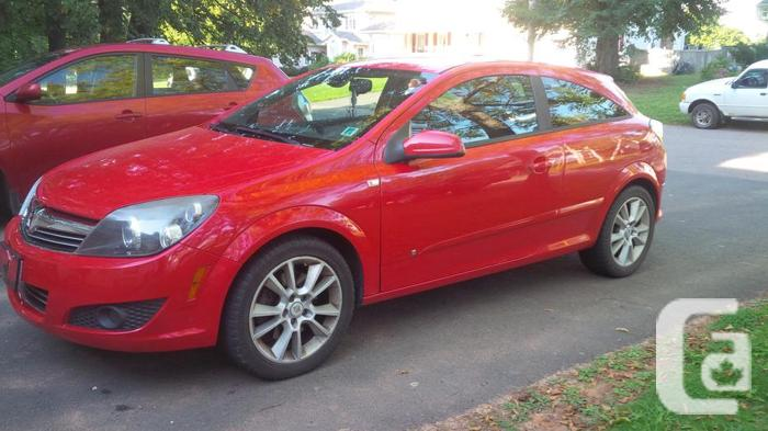 2008 saturn astra xr very clean car for sale in crapaud prince edward island classifieds. Black Bedroom Furniture Sets. Home Design Ideas