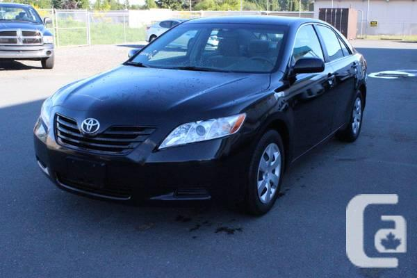 2008 toyota camry le blow out priceing for sale in surrey british columbia classifieds. Black Bedroom Furniture Sets. Home Design Ideas