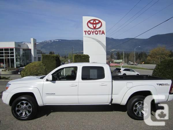 2008 Toyota Tacoma Double Cab TRD - $26382