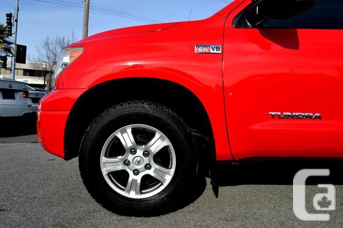 2008 TOYOTA TUNDRA SR5 V8