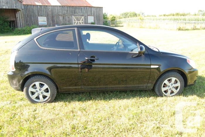 2009 Accent for sale safety and etest last week