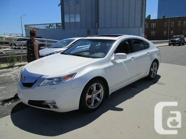 2009 acura tl sh awd berline for sale in montreal quebec classifieds. Black Bedroom Furniture Sets. Home Design Ideas