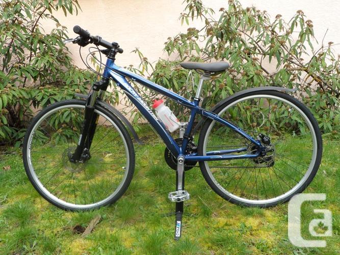 2009 and 2013 Hybrid Bikes