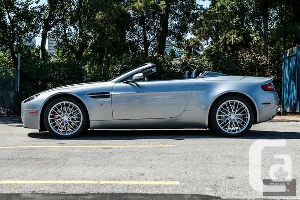 2009 Aston Martin Outlook Roadster 6-Pace Sportshift -
