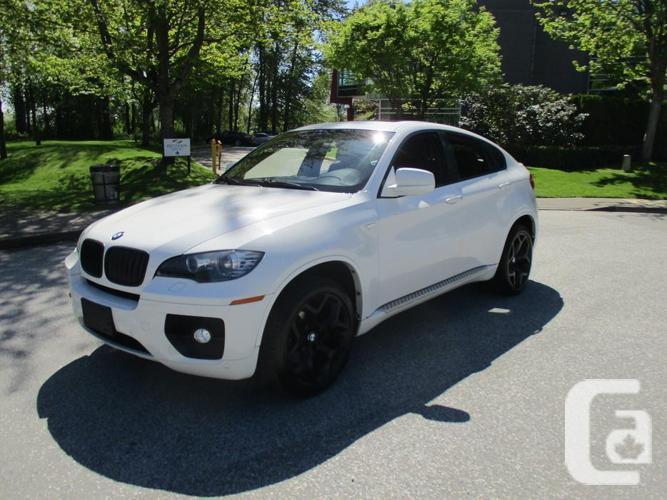 2009 BMW X6 xDrive35i Low Kms 89,000