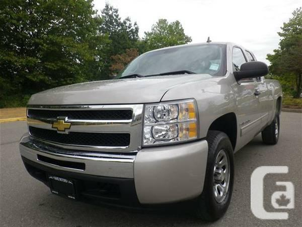 2009 chevrolet silverado 1500 ls extended cab 4x4 look no more for sale in vancouver. Black Bedroom Furniture Sets. Home Design Ideas