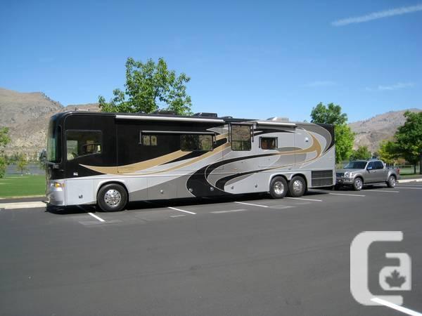 2009 Country Coach Allure 470 Crane Praire 45 Luxury