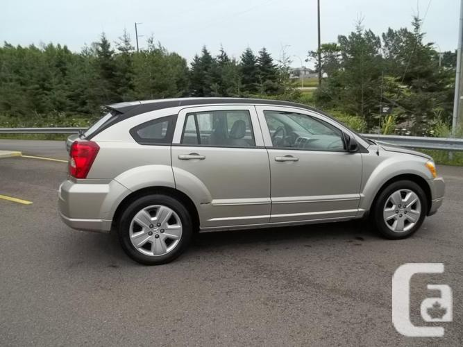 2009 DODGE CALIBER SXT AUTOMATIC