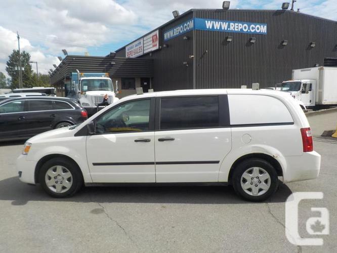 2009 Dodge Grand Caravan Cargo Van With Shelving For Sale In Salmo