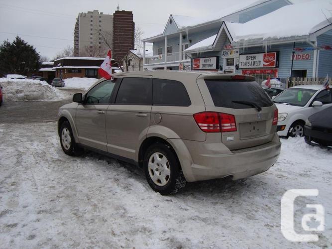 2009 Dodge Journey & Auto starter !