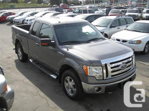 2009 Ford F-150 XLT Extended Cab - $16995