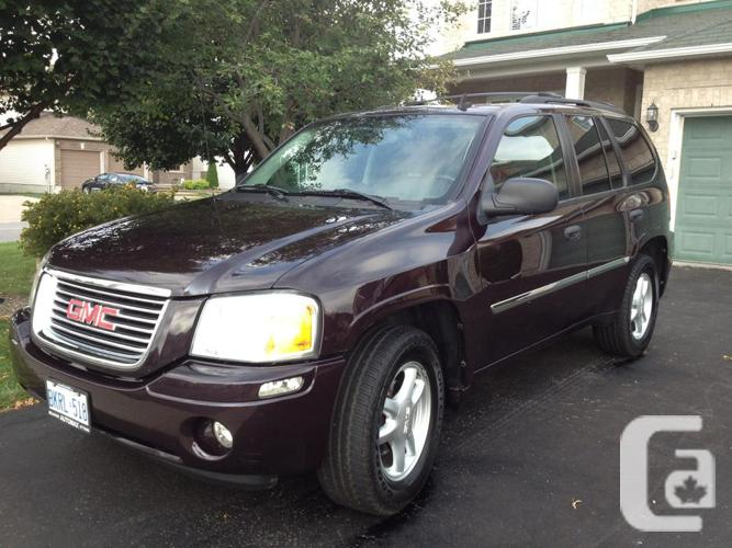 New Orleans Gmc Tires >> 2009 GMC Envoy SLE 4X4 SUNROOF NEW TIRES ** New Price for sale in Orleans, Ontario Classifieds ...