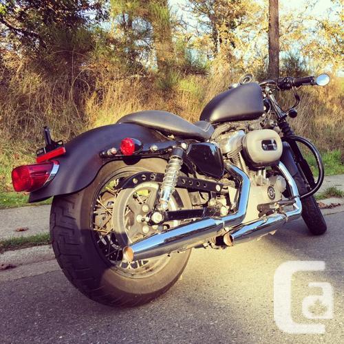 2009 Harley Davidson Nightster 1200cc