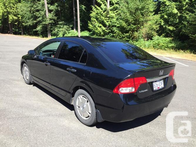 2009 honda civic dxg sedan for sale in qualicum beach for Columbia honda service