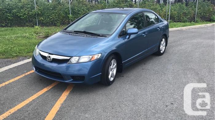 2009 Honda Civic EX (Like New, A/C, Sunroof)