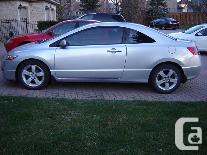 2009 Honda Civic LX-S, Loaded Options, Must Go This