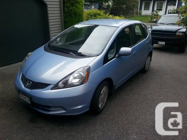 2009 Honda Fit - $12800