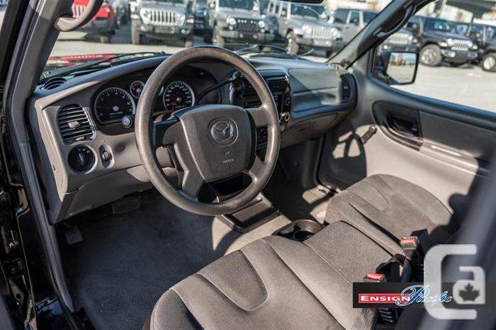 2009 Mazda B-Series Truck 4x2 Regular Cab SX 2.3L at