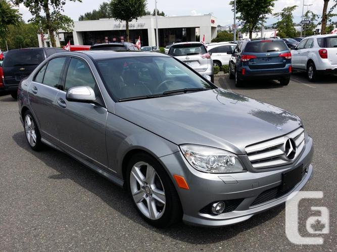 2009 mercedes benz c 300 4 matic for sale in aldergrove for Mercedes benz extended warranty prices