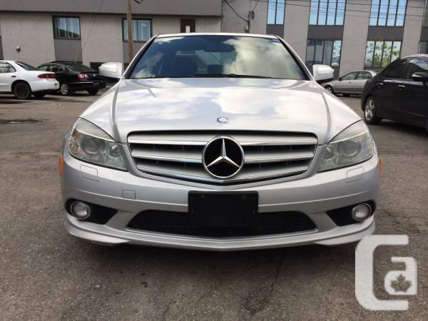 2009 mercedes benz c class c300 berline 4 matic for sale in montreal quebec classifieds. Black Bedroom Furniture Sets. Home Design Ideas