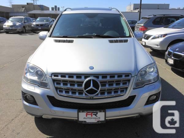 2009 Mercedes ML320 Bluetec - Navigation - $28900