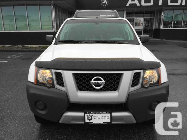 2009 nissan xterra suv for sale in calgary alberta. Black Bedroom Furniture Sets. Home Design Ideas