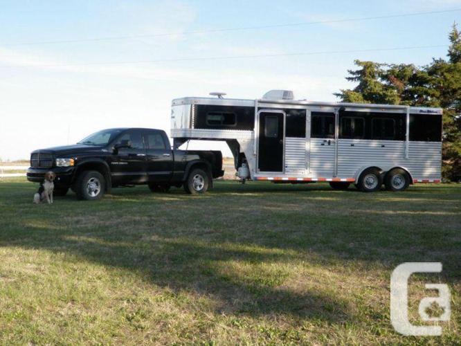 2009 ribbon mount trailer that is Blue n Dwelling