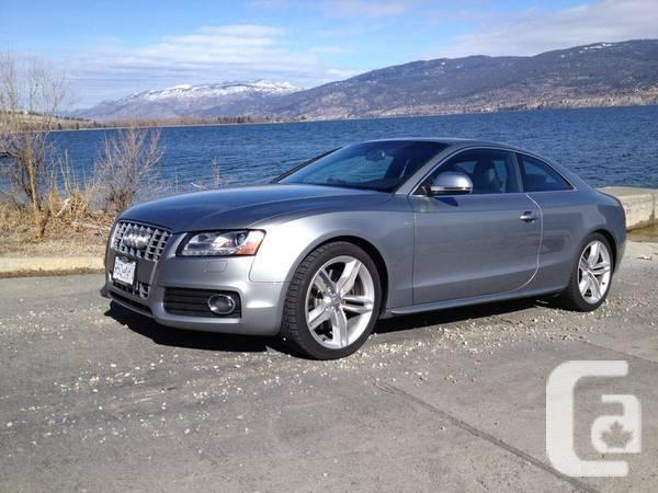 2009 S5 Car - $15000