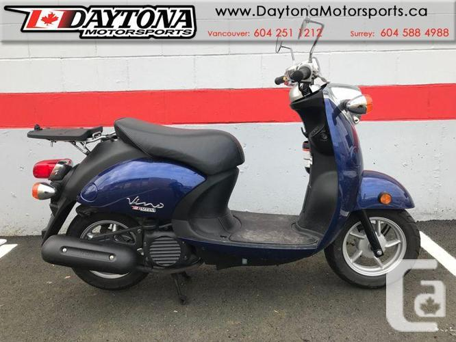2009 Yamaha Vino 50 Scooter * Fully automatic 50cc