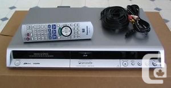 200GB PANASONIC DVD RECORDER!
