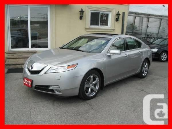 2010 ACURA TL SH AWD TECH PKG. for sale in Toronto