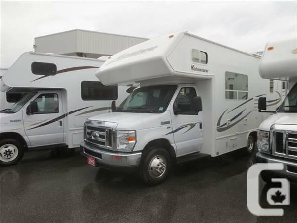 2010 ADVENTURER 220RB*09 Class C Motorhome - $31995 in Vancouver, British  Columbia for sale