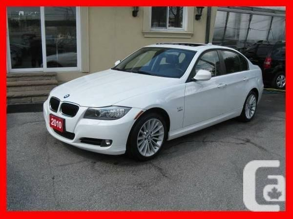2010 BMW 328i X Drive for sale in Toronto Ontario -