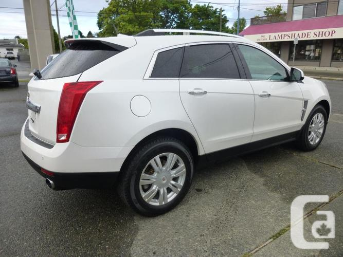2010 cadillac srx for sale in victoria british columbia classifieds. Black Bedroom Furniture Sets. Home Design Ideas