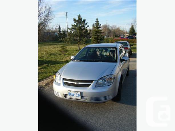 2010 Chevrolet Cobalt LT OUTSIDE GREATER TORONTO AREA,