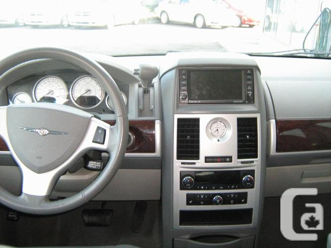 2010 Chrysler Town & Country Touring in Vancouver