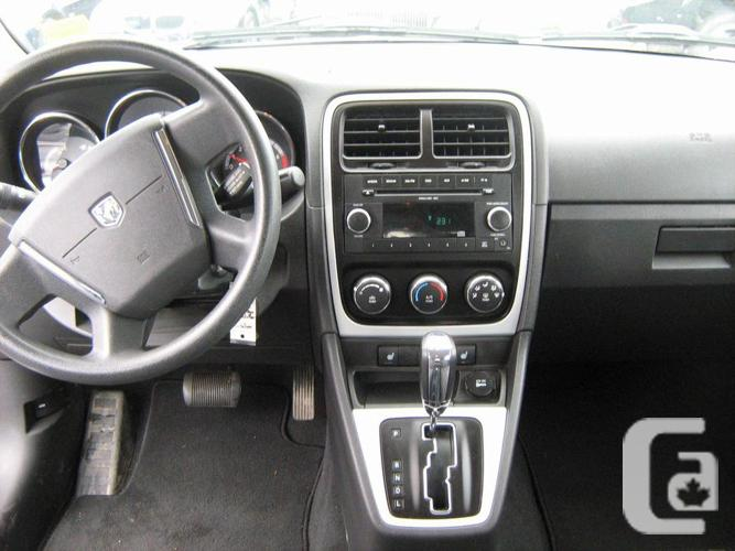 2010 Dodge Caliber SXT in Vancouver