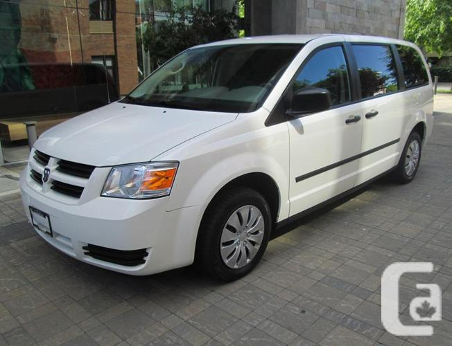 2010 dodge grand caravan se local vehicle no accidents for sale in victoria british. Black Bedroom Furniture Sets. Home Design Ideas