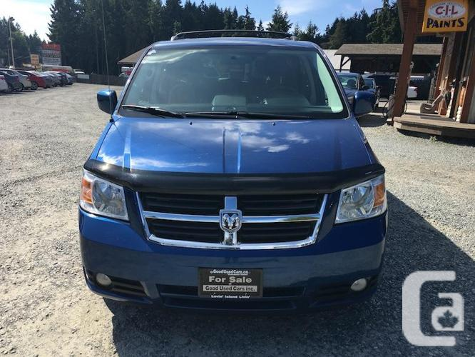 2010 Dodge Grand Caravan - Stow 'N Go with only