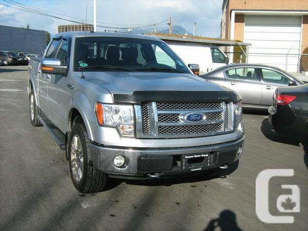 2010 ford f 150 lariat crew certain loans for sale in calgary alberta classifieds. Black Bedroom Furniture Sets. Home Design Ideas