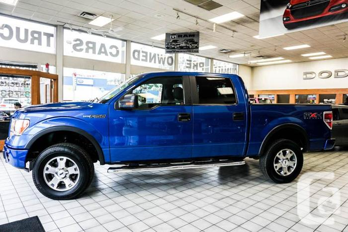 2010 ford f 150 xlt fx4 leveling kit truck supercrew cab for sale in kelowna british columbia. Black Bedroom Furniture Sets. Home Design Ideas