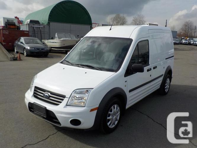 2010 Ford Transit Connect Cargo Van XLT with Advance