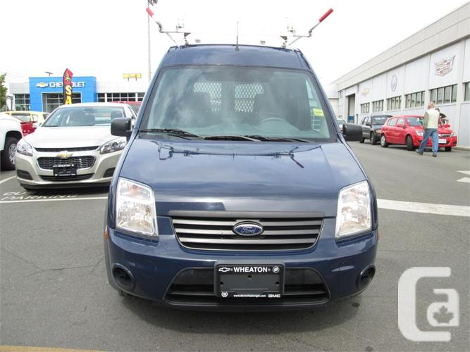 2010 ford transit connect xlt for sale in victoria british columbia classifieds. Black Bedroom Furniture Sets. Home Design Ideas