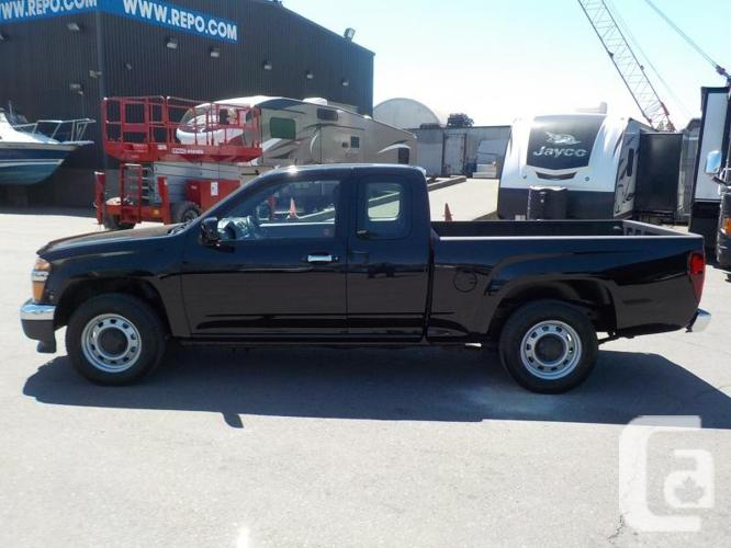 2010 GMC Canyon SLE-1 Ext. Cab 2WD