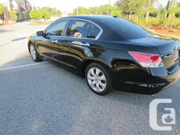 ...2010 Honda Accord 2010/EX-L/NAV...For Sale! - $4460