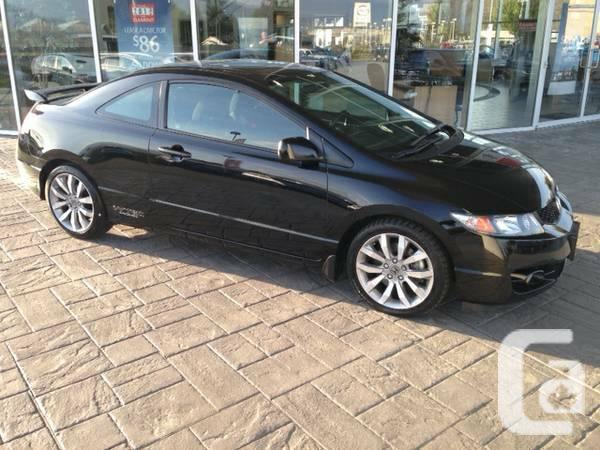 2010 honda civic si coupe mint for sale in chilliwack british columbia classifieds. Black Bedroom Furniture Sets. Home Design Ideas