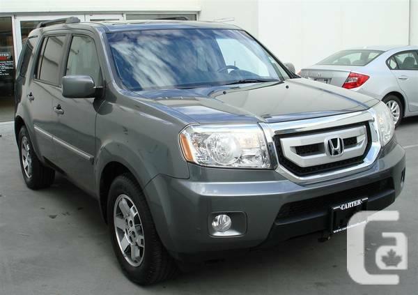 2010 Honda Pilot Touring - $33800 in Vancouver, British Columbia for ...