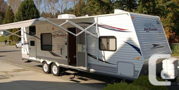2010 Jayco Jay Flight G2 29bhs For Sale In Mission