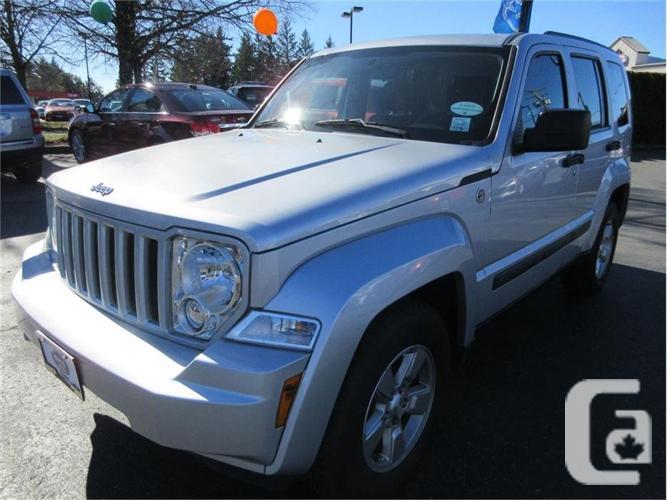2010 Jeep Liberty Sport For Sale In Nanaimo British