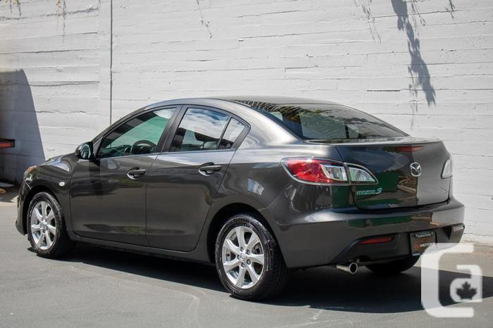 2010 Mazda 3 GX - LOCAL BC SEDAN!